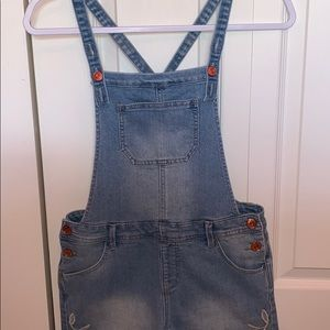 Cute & Simple Overalls